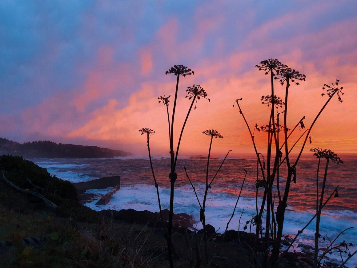 Depoe Bay Oregon Coast