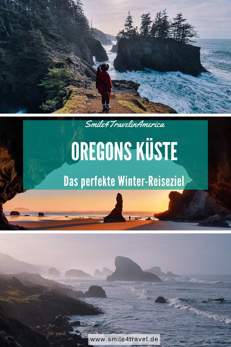 Oregons Küste: das perfekte Winter-Reiseziel