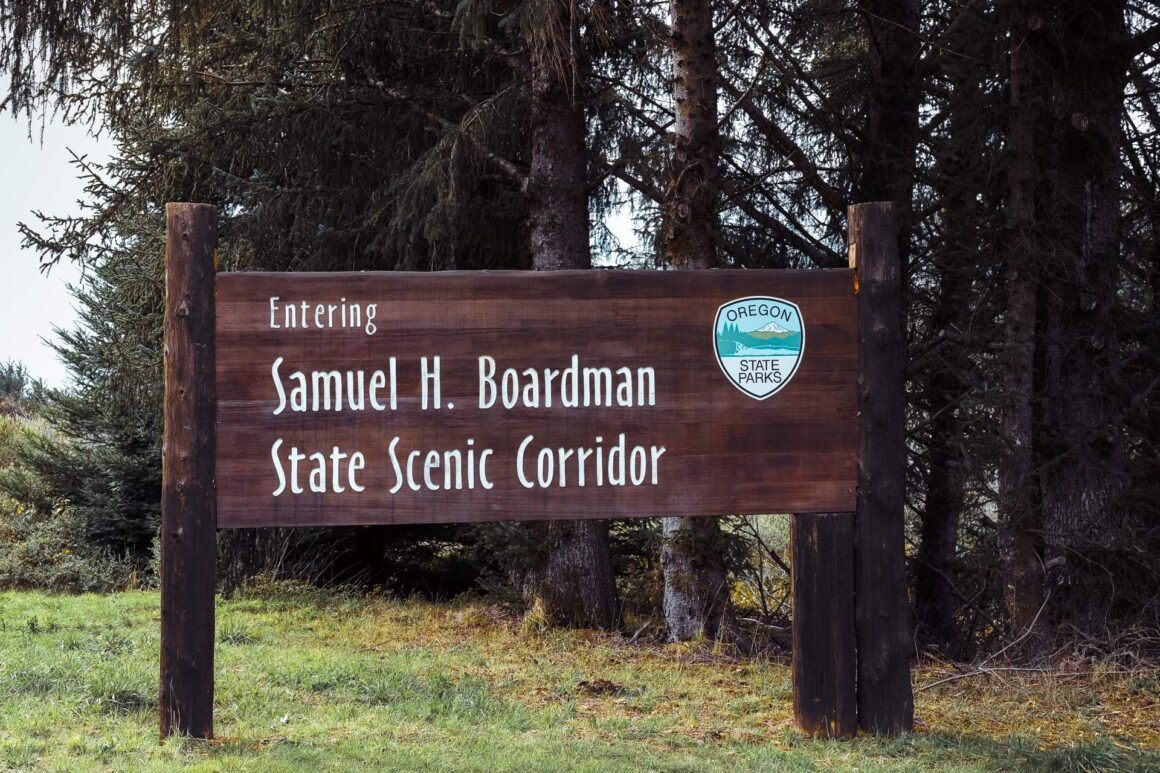 Samuel H. Boardman Scenic Corridor