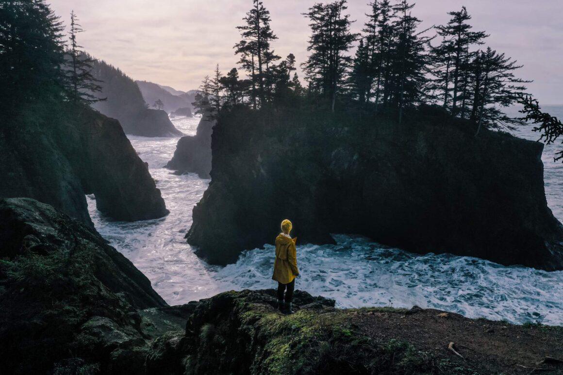Natural Bridges Samuel H. Boardman Oregon