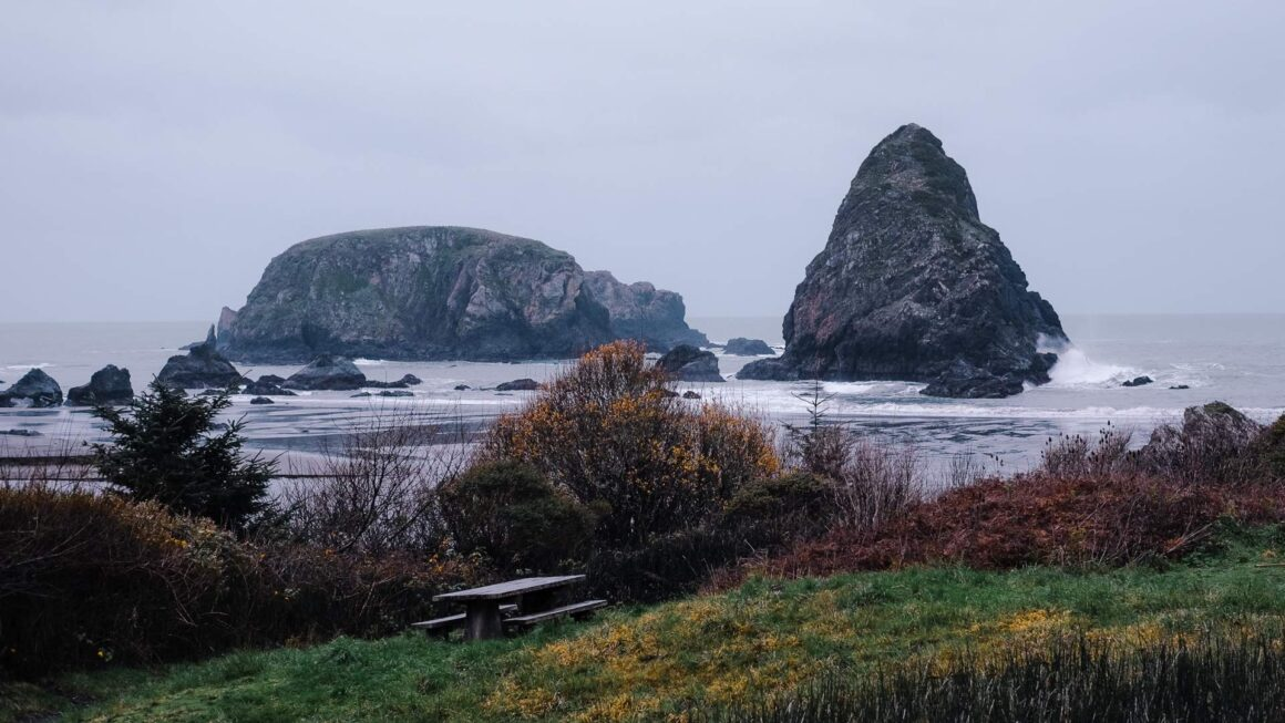 Whaleshead Beach Soth Oregon Coast