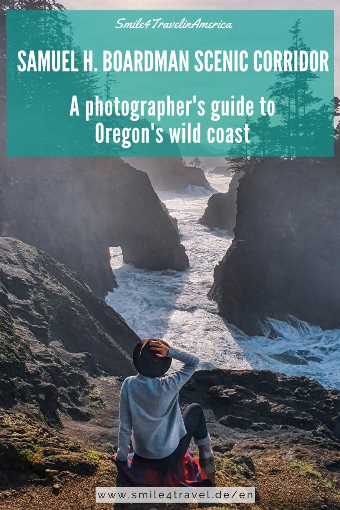 Photographer´s guide to Samuel H.Boardman Oregon