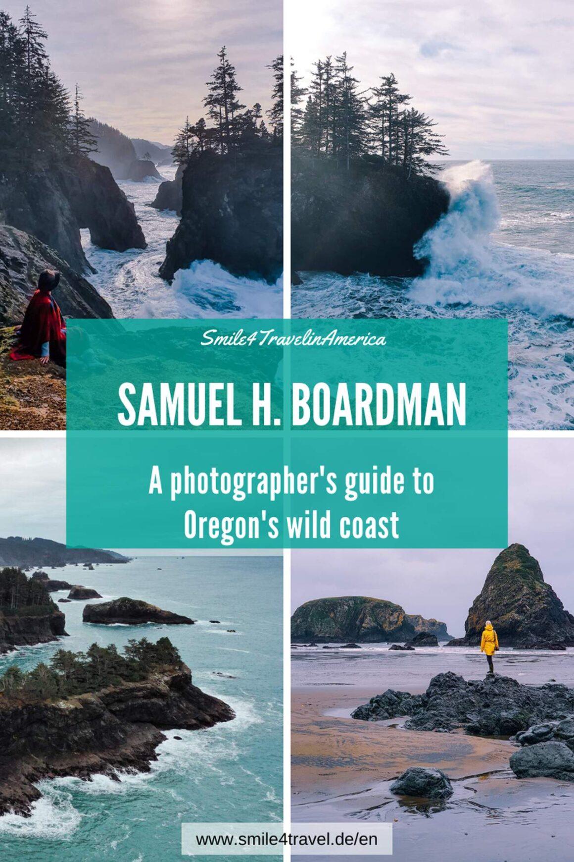 Photographer´s guide to Samuel H.Boardman Oregon Coast