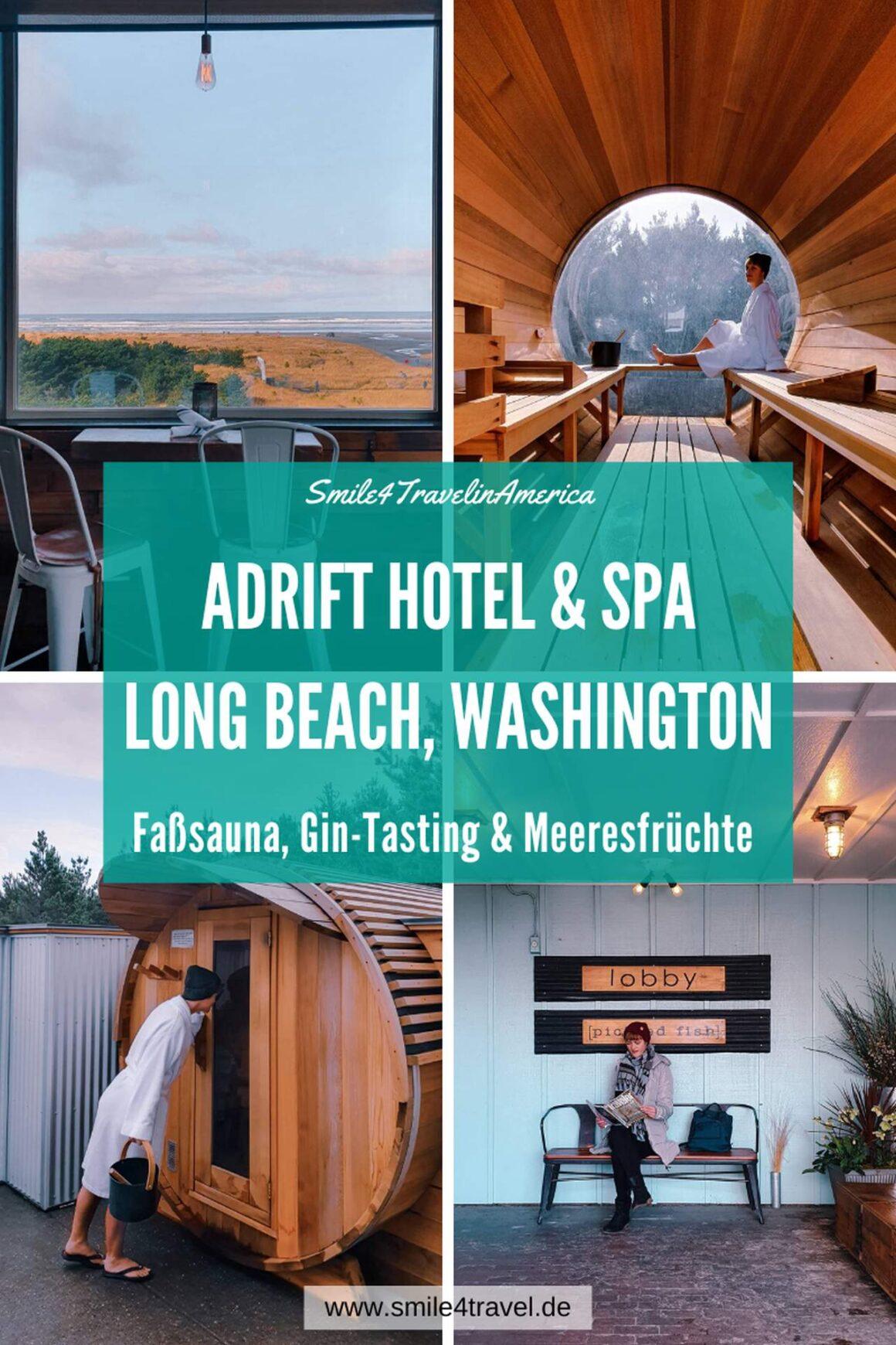 Adrift Hotel & Spa Pinterest