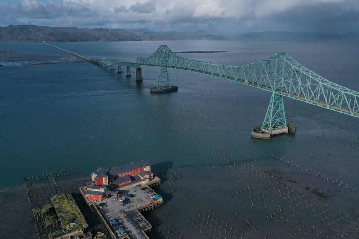 Astoria-Megler-Bridge Oregon