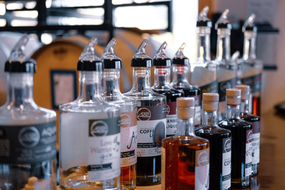 Adrift Distillery Long Beach Washington