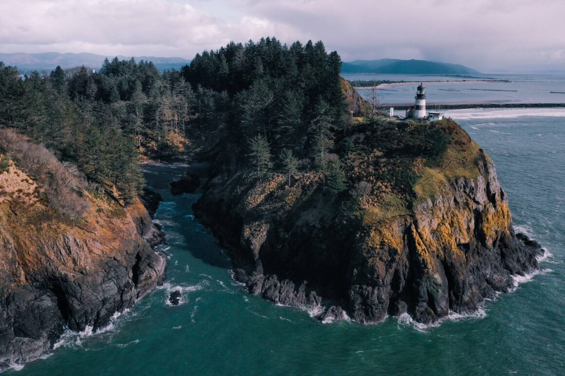 Deadman's Cove Cape Disappointment State Park